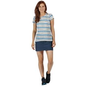Regatta Highton Falda Mujer, azul